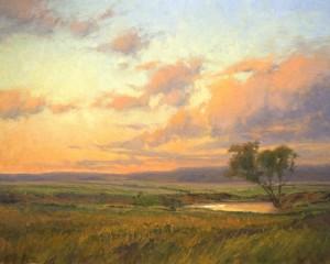 03Twilight Pond by Kim Casebeer