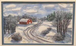 Larson Red Barn