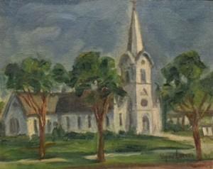 Larson S Bethany Church